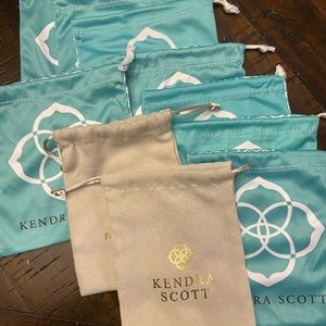 Kendra Scott Dust bags
